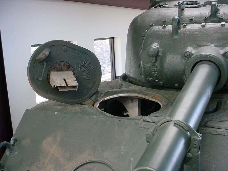 Sherman M-4A3 105mm HVSS