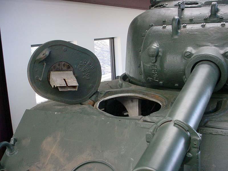 Sherman M-4A3 105mm HVSS
