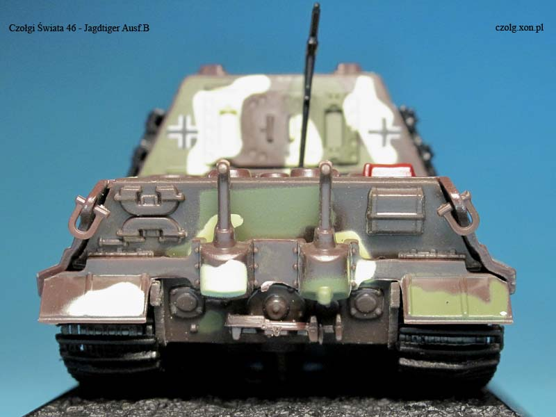 Czołgi Świata #46 - JagdTiger B