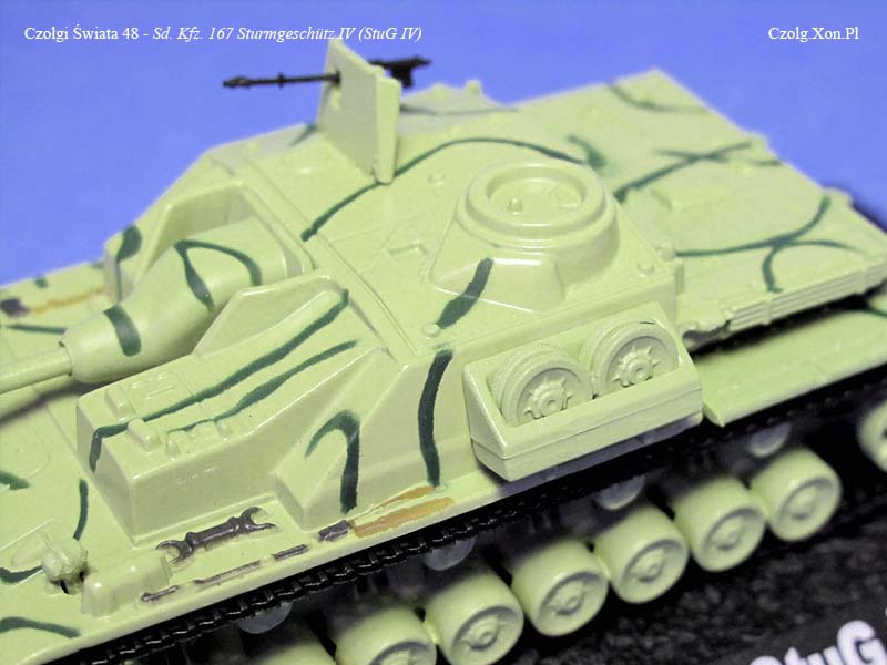 Czołgi Świata #48 - Sd.Kfz. 167 Sturmgeschutz IV (StuG IV) - 1944
