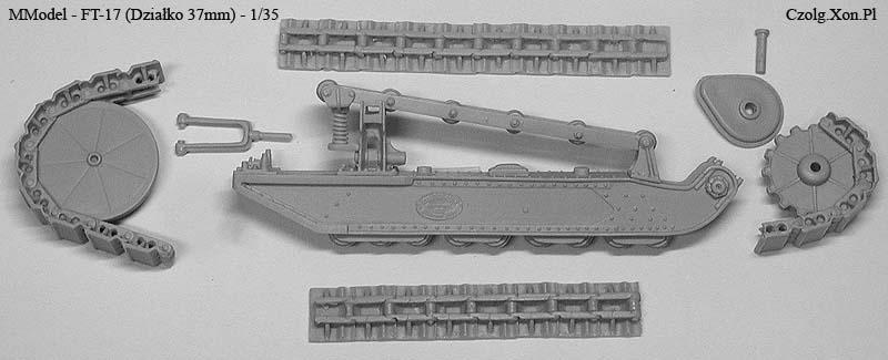 Renault FT 1917 - MModel 1/35