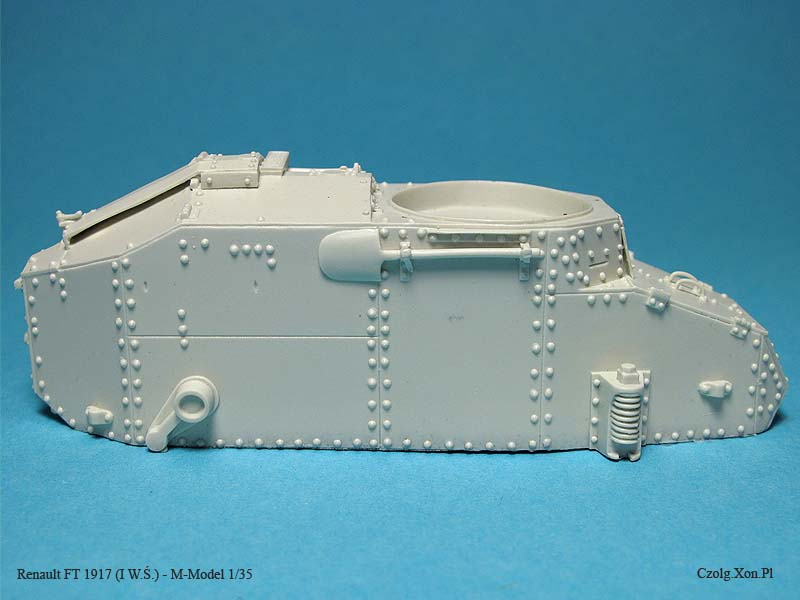 In-Box Renault FT 1917