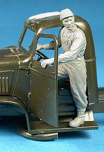 MiniArt - 35042 WW II DRIVERS 1/35