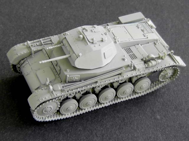 Pz.Kpfw. II c - Attack Hobby 1/72