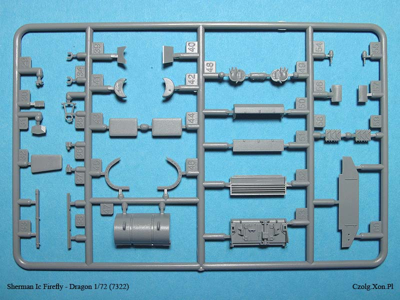 Sherman Ic Firefly - Dragon 1/72