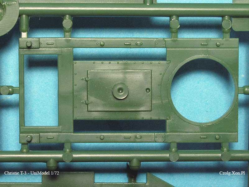 Unimodels 618 - Vickers Mk.E A
