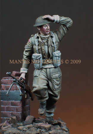 35004 British Infantryman - NW Europe 1944-45