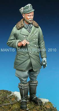 Mantis Miniatures - 35006 German SS General - Europe 1944-45
