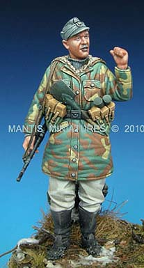 Mantis Miniatures -35007 German SS Grenadier - Europe 1944-45