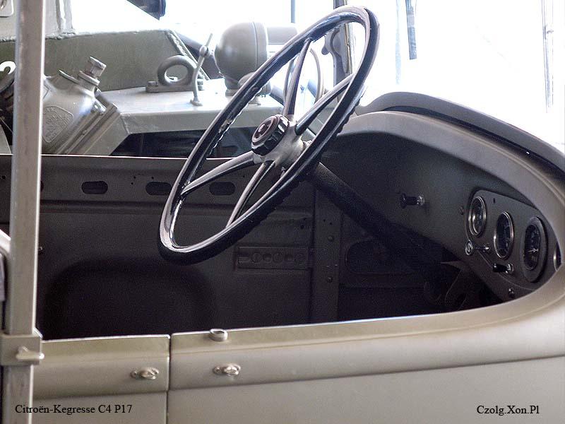 Citroën-Kegresse C4 P17