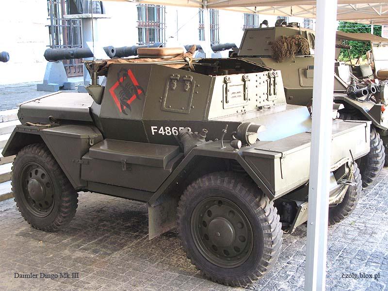 Daimler Dingo Mk.III