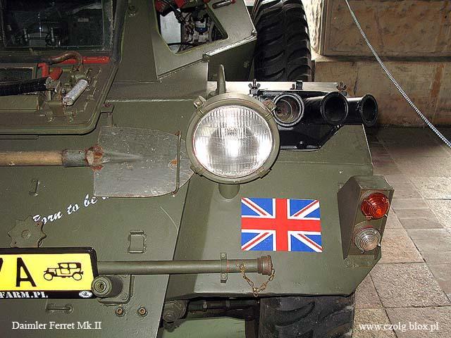 Daimler Ferret Mk.II