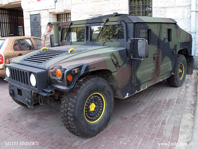 HMMWV M1151