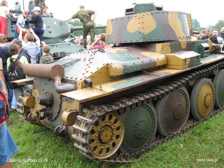 Praga LT- 38