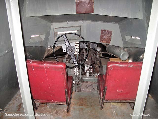 Samochód Pancerny Kubuś