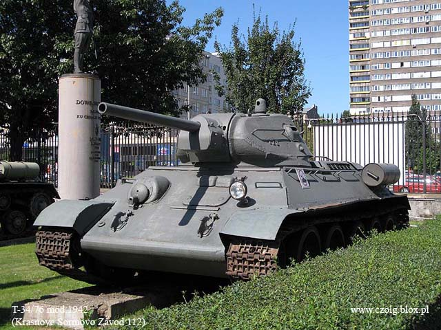 T-34/76 mod. 1942