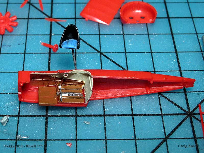 Fokker Dr.I - Revell 1/72